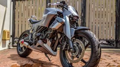 Custom Honda CBR250R