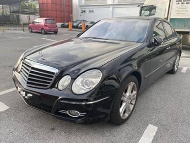 2007 Mercedes Benz E280 AVANTGARDE (CBU) 3.0 (A)