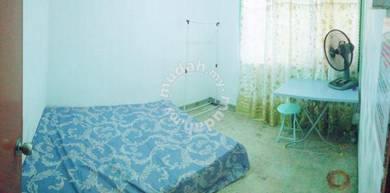 100mbps WiFi Furnished Room near MRT Taman Mutiara, Tmn Segar