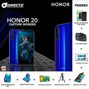 HONOR 20 (6GB RAM | 128GB ROM)MYSet + 8 Hadiah
