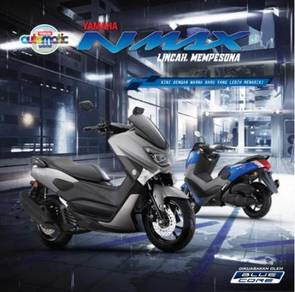 NMAX latest new colours 2019