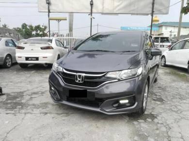 2017 Honda JAZZ 1.5 E (A) New Facelift Car King
