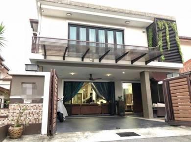 FULLY RENOVATED Semi D Anjung Suasana Bandar Seri Putra Bangi