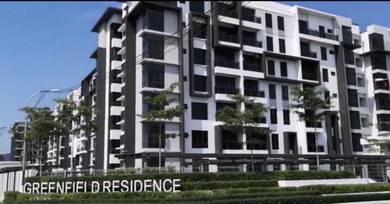 Greenfield Residence | Menggatal | 1st Floor