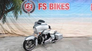 2014 Harley DAVIDSON STREET GLIDE PROMOTION