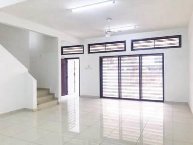 Rini Heights Double Storey Terrace House Jalan Jaya Skudai