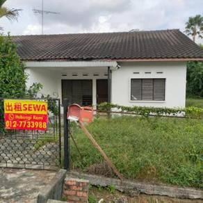 Taman Abad Single Storey Corner Lot Jb Johor