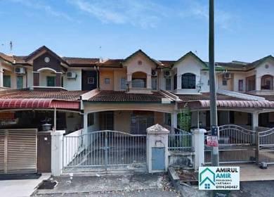 Rumah di bandar puteri jaya, sg petanii untuk dijual