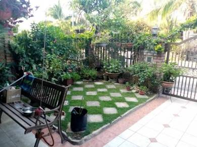 2 Storey Terrace, Sungai Long. Renovated and Extended Front & Back
