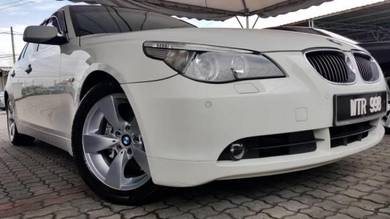 BMW 525i 2.5 M-Sport Magnesium Engine SUNROOF LCI