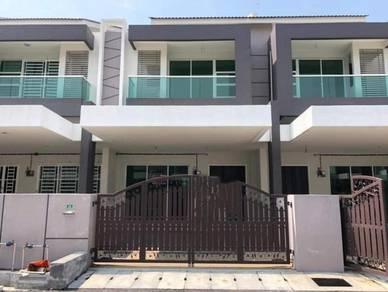 Double Storey House - Klebang Mutiara
