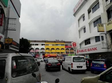 Pandan Jaya, near Public Bank