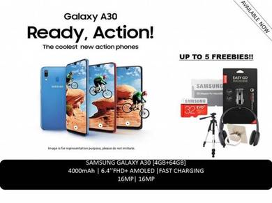 Samsung Galaxy A30 [4gb+64gb]