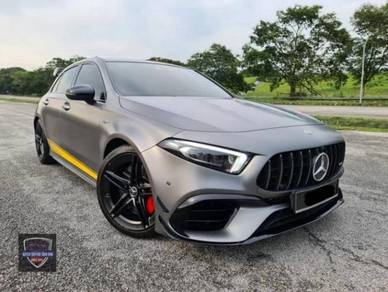 2020 Mercedes Benz A45S AMG 2.0L (A) EDITION ONE