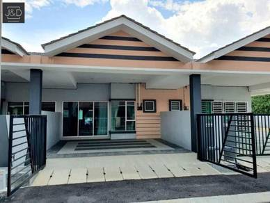 Rumah 1 Tingkat Teres di Taman Jerlun Jaya,Kuala kangsar
