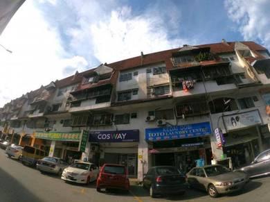 Taman Kosas Shop Apartment For Rent