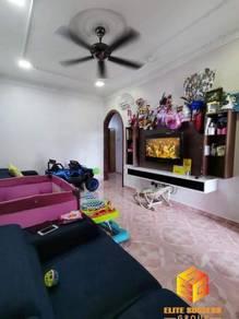 100% Full Loan Single Storey at Taman Sri Indah Fully Renovation