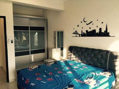 Garden Residence Fully Furnished