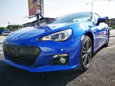 2014 UNREG Subaru BRZ 2.0(M) RED OR BLUE