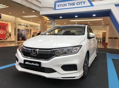 2019 Honda CITY 1.5 E (A) High Rebate Full Loan