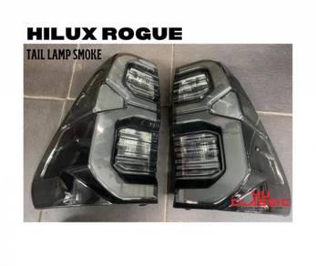 Toyota hilux rogue 2021 tail lamp smoke