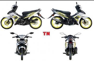 2019 Yamaha lc135 ready stock