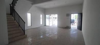 25x75 LUAS | 2 Storey Tmn Bentara Jln Kebun Baru Telok Panglima Garang