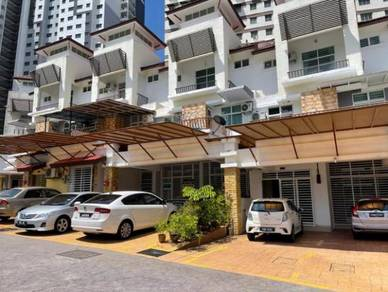 Taman Bukit Belah Excellent Townhouse Unit With Fully Furnished