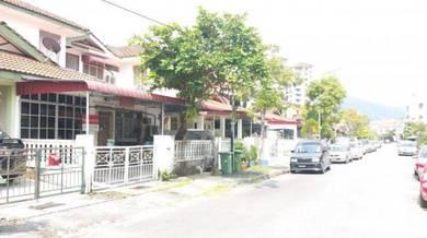Double storey house for sale - Sungai Ara, Bayan Lepas