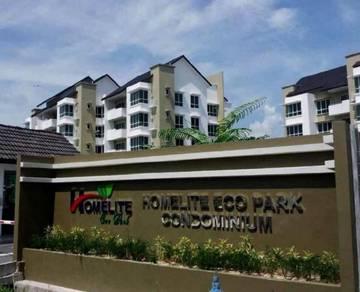 Homelite Eco Park Condominum , Miri