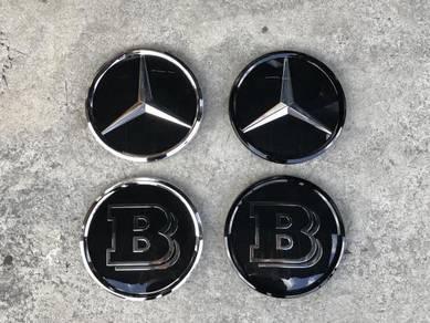 Mercedes benz Logo mirror style Mercedes logo