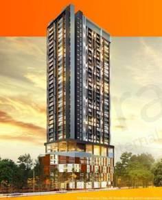 Sinaran Wangsa Maju, Transit Orient Development, KL View, Low Density