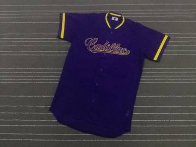 CARDILLAC BY DECENTE baseball jerseys size L