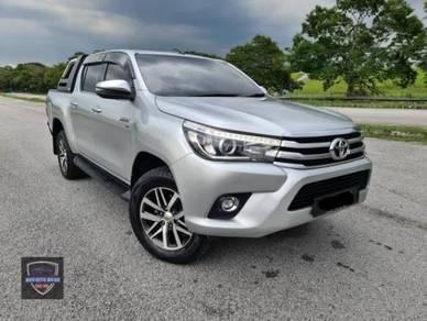 2017 Toyota HILUX 2.8 G VNT (A) AWD