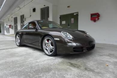 Porsche 911 carrera s 3.8 2008 imported new