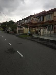 2 Storey Terrace House At Taman Segar Perdana Batu 9