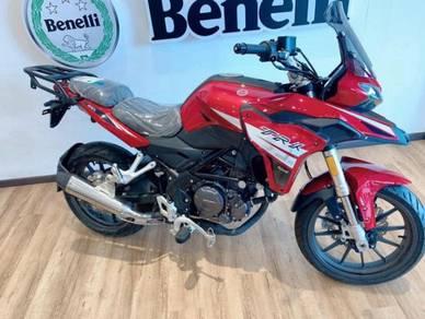Benelli TRK251 Low Deposit Promo !!