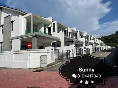 Taman Villa Indah Coner 2-STorey sales In Below Market