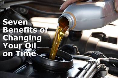 Mercedes Benz Engine Oil Service PACKAGE