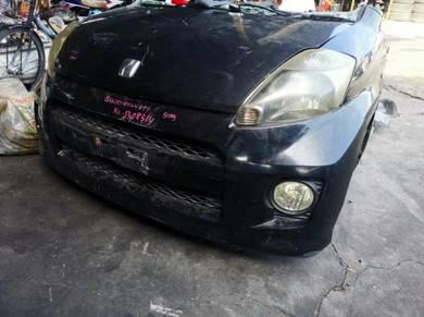 Toyota passo racy 2006