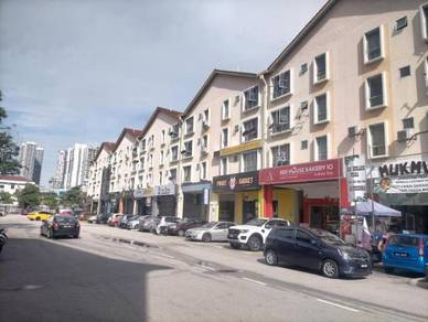 Shah Alam Pusat Komersial Seksyen 7 Level 1 | RIZAL PROPERTIES