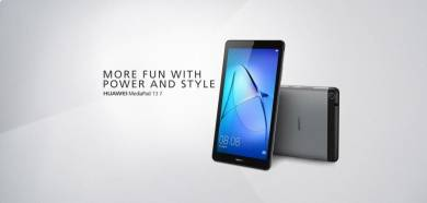 """HUAWEI Mediapad T3 (7.0"""" TABLET VOICE CALL)MYset"""