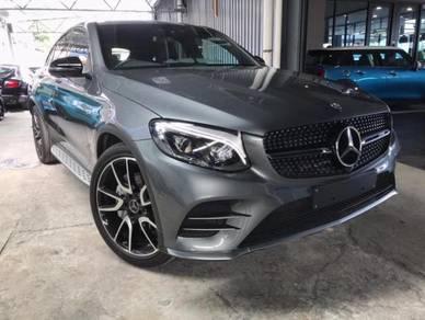 2017 Mercedes Benz GLC 43 Glc43 4MATIC 3.0 (A)