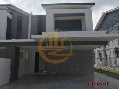 Super Nice Unit Bukit Rimau Villa 22 Fully Furnished 4r4b Semi D