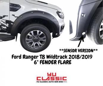 Ford ranger t8 fender flare