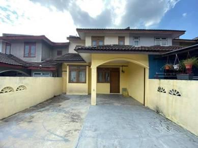 For Sale Double Storey Jalan Anggerik Bukit Beruntung Near Toll