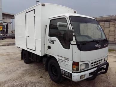 Hicom MTB145 One Owner 2.8(M) 10ft Box Van