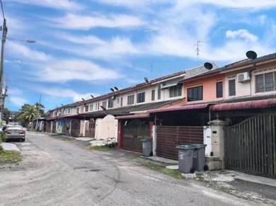 Kota Masai Jln Dukong Double Storey Medium Low FULL LOAN Pasir Gudang