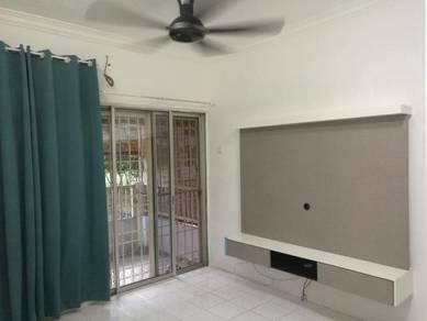 Vista Impiana Ground Floor Bukit Serdang For Rent With Big Balcony