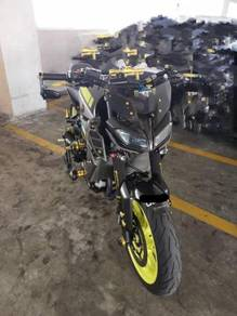 Yamaha mt09 v2